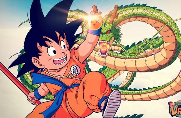 Dragon Ball - HD Wallpaper by Chaker Design