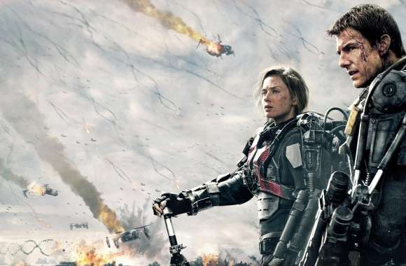 Edge of Tomorrow 2014 wallpapers hd quality
