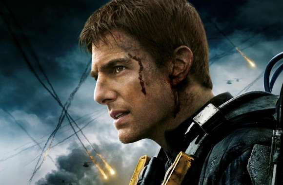 Edge Of Tomorrow Tom Cruise as William Cage