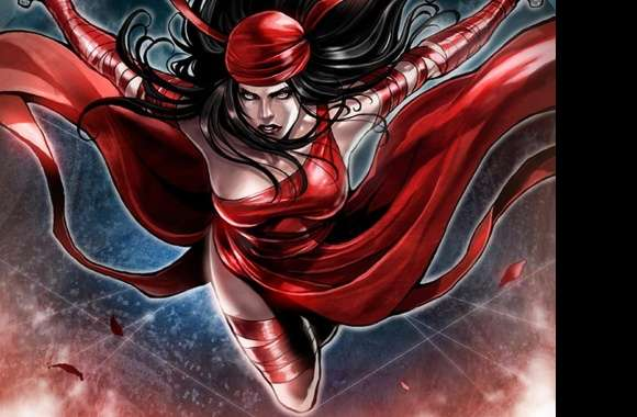 Elektra Comics wallpapers hd quality