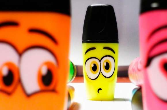 Funny Markers