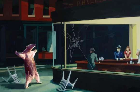 Funny Nighthawks wallpapers hd quality