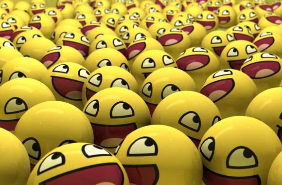 Funny Smileys wallpapers hd quality