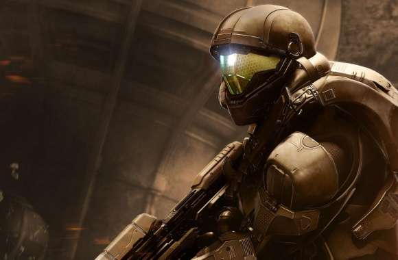 Halo 5 Guardians Buck 2015 Video Game Background