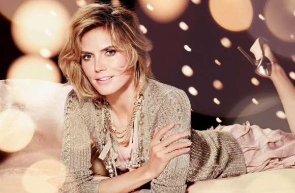 Heidi Klum Model wallpapers hd quality