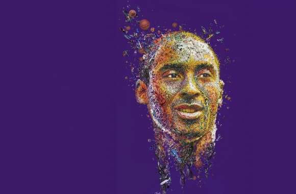 Kobe Bryant Portrait wallpapers hd quality