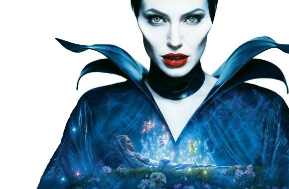 Maleficent Angelina Jolie wallpapers hd quality