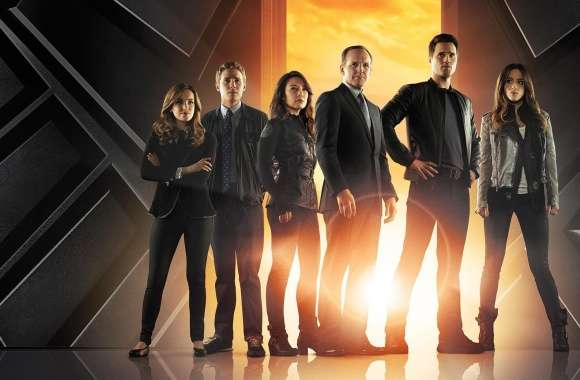 Marvels Agents of SHIELD Cast wallpapers hd quality