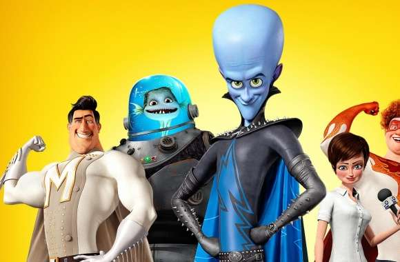 Megamind Movie 2010