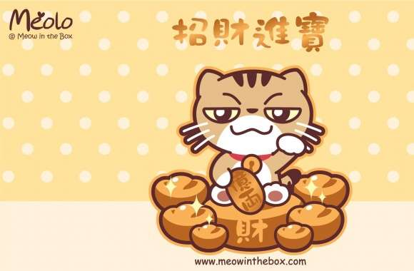 Meolo Chinese New Year - Meow in the Box