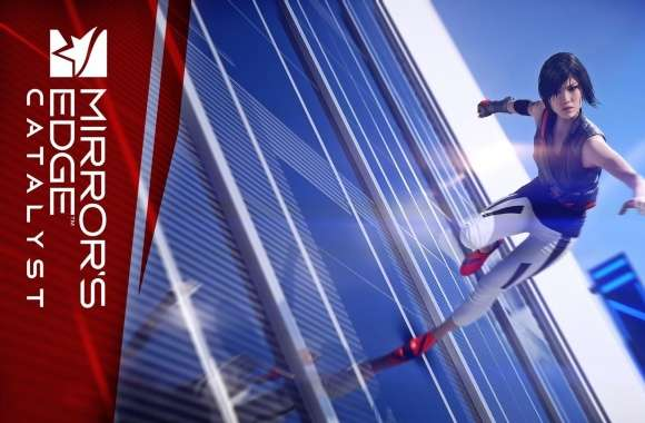 Mirrors Edge Catalyst Why We Run wallpapers hd quality