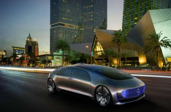 New Mercedes Benz Concept