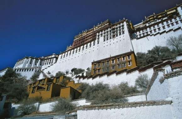 Potala Palace wallpapers hd quality