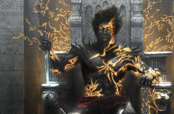 Prince Of Persia The Two Thrones Dark Prince