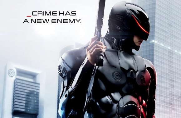 Robocop _crime has a new enemy