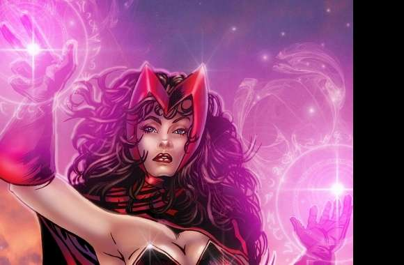 Scarlet Witch wallpapers hd quality