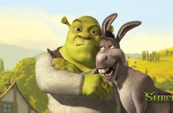 Shrek And Donkey, Shrek The Final Chapter