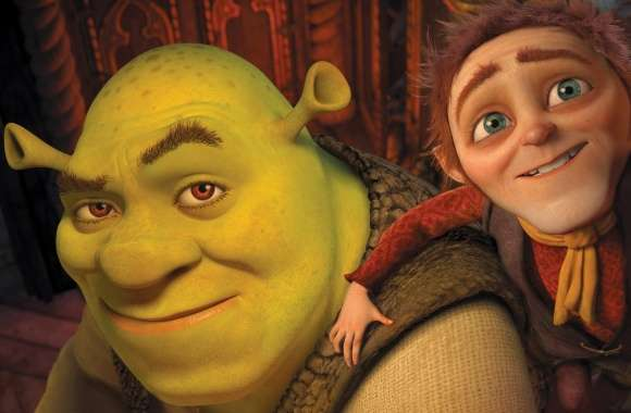 Shrek and Rumpelstiltskin, Shrek Forever After