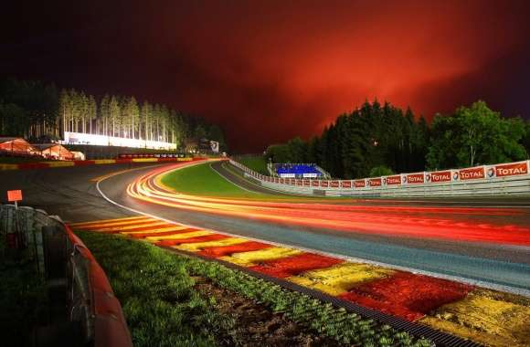 Spa Francorchamps Circuit
