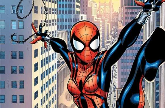 Spider-Girl Comics wallpapers hd quality