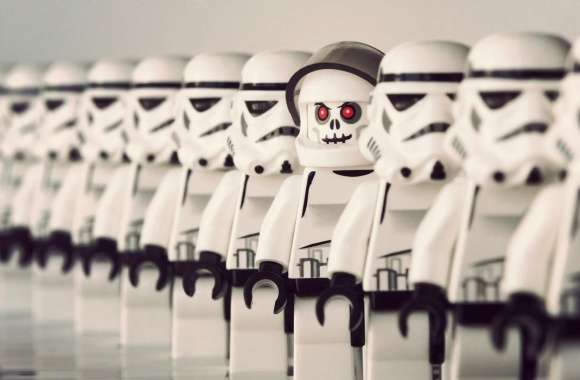 Stormtroopers Star Wars Lego