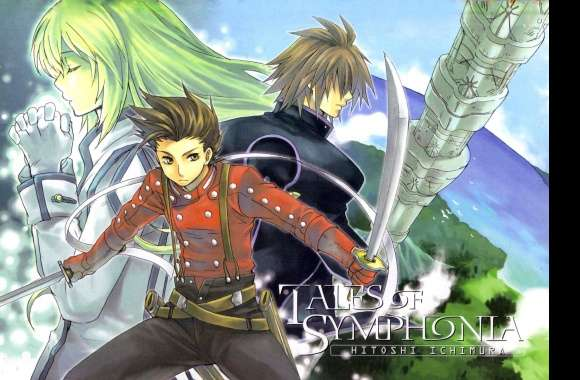 Tales Of Symphonia wallpapers hd quality