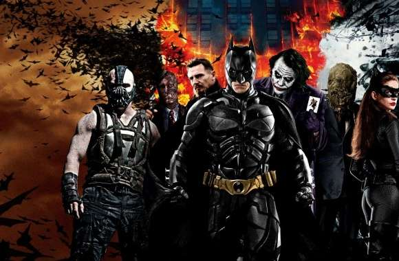 The Dark Knight Characters