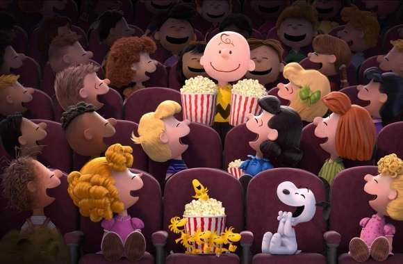 The Peanuts Cinema 2015