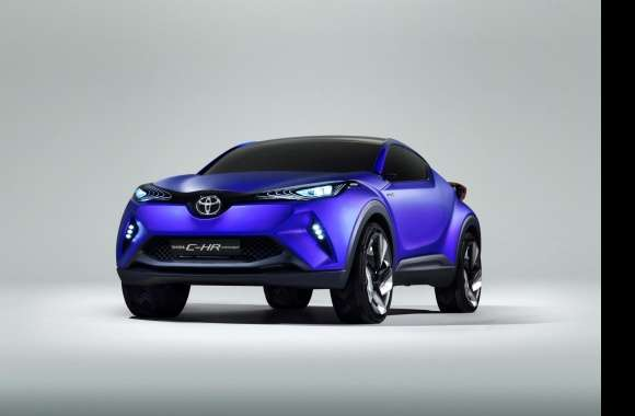 Toyota C-HR Concept wallpapers hd quality