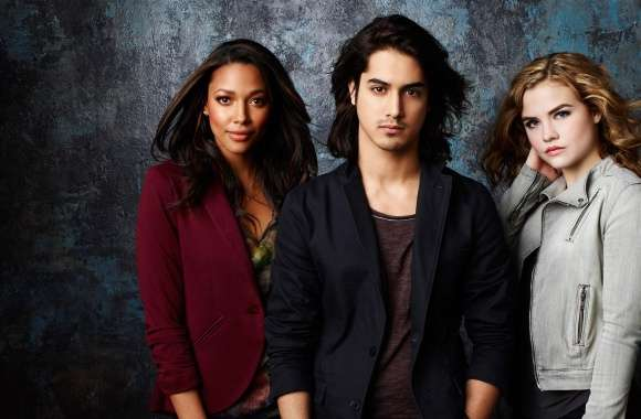 Twisted TV Show Cast