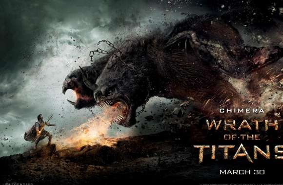 Wrath Of The Titans Chimera