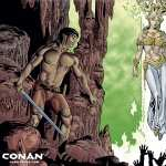 Conan Comics high definition wallpapers