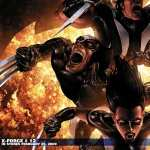 X-Force Comics full hd