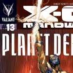 X-O Manowar desktop