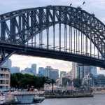 Sydney Harbour Bridge hd photos