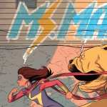 Ms. Marvel new wallpapers