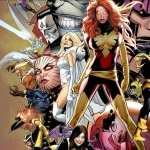 X-Men Comics desktop wallpaper