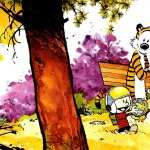 Calvin and Hobbes wallpapers for desktop