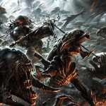 Alien Comics desktop wallpaper
