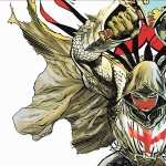 Azrael Comics desktop wallpaper