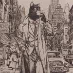 Blacksad Comics download wallpaper