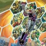 Convergence Comics high definition photo