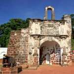 Famosa Fortress In Malacca wallpapers for desktop