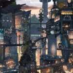 Fantasy City wallpapers