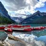 Lake Louise desktop