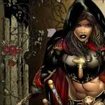 Magdalena Comics high definition wallpapers