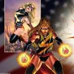 Ms. Marvel wallpapers for iphone