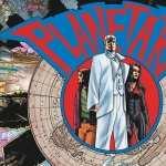 Planetary Comics images
