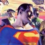 Justice League Of America desktop wallpaper