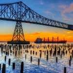 Astoria–Megler Bridge hd